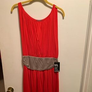 Casual sleeveless dress by Express